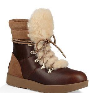 New UGG Viki Waterproof Boots Size 9